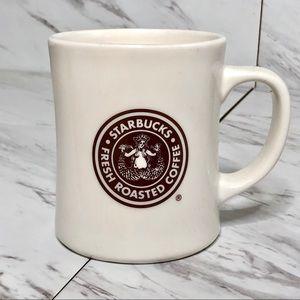 NEW 2008 Starbucks Fresh Roasted Coffee Mug 16 oz.